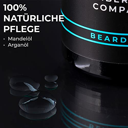 Bartöl/Beard Oil von Camden Barbershop Company ● ORIGINAL ● rein...