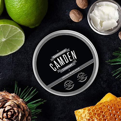 Der SIEGER 2019*  'Original' Beard Balm von Camden Barbershop Company  rein...