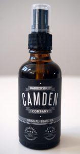 Camden Barbershop Company Bartöl